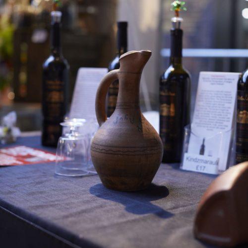 Vitlen Gerorgian Wine