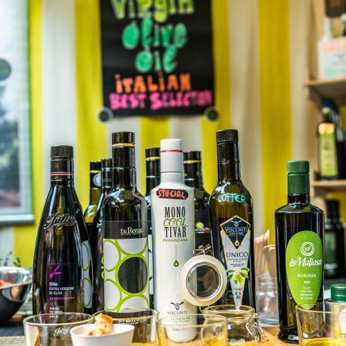 WOOP Olive Oil Bar